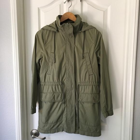 GAP Jackets & Blazers - Gap XS Women's Anorak detachable hood/liner